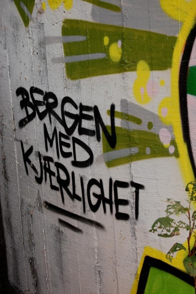 Tagging og grafitti i Norges to største byer (4/6)