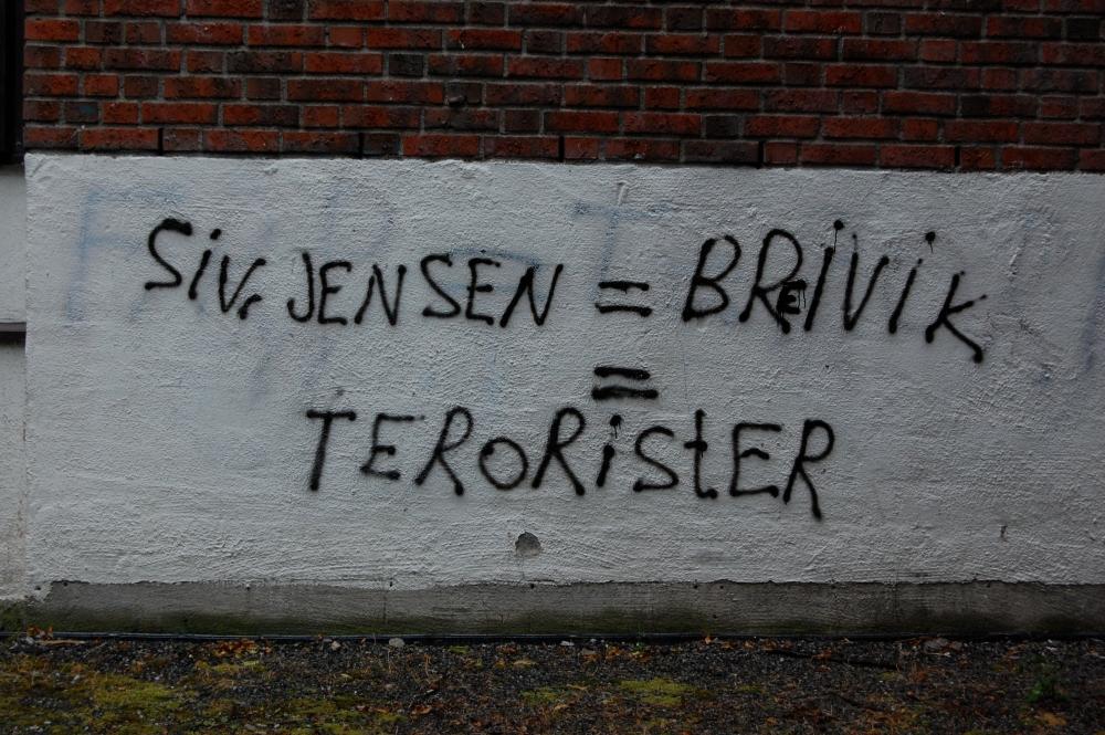 Tagging og grafitti i Norges to største byer (6/6)