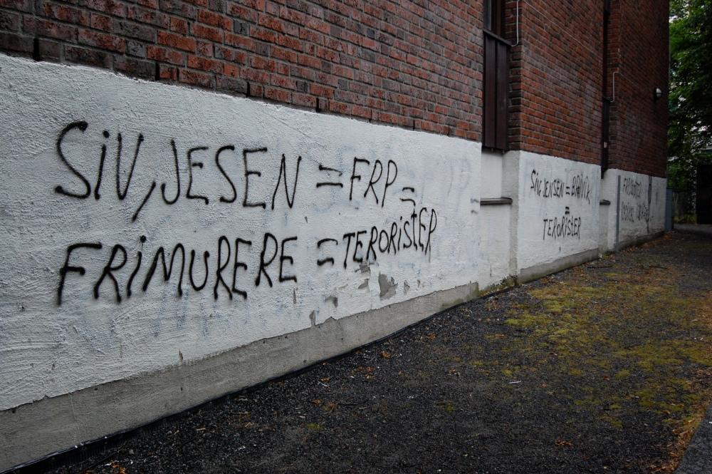 Tagging og grafitti i Norges to største byer (5/6)