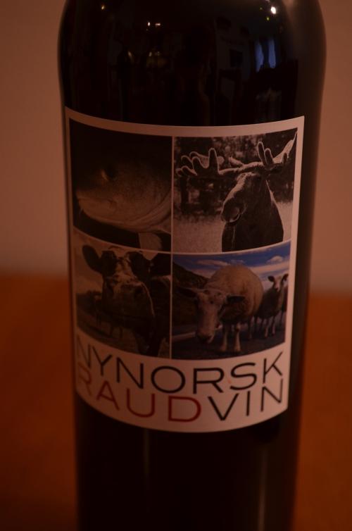 Eg fann ein nynorsk raudvin