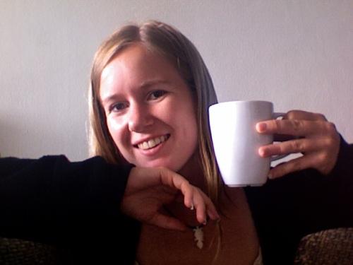 Kaffe gjør meg glad